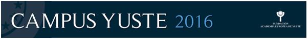 campus yuste 2016 | Perspectivas
