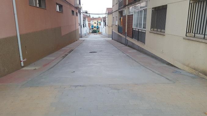 Calle Ronda de San Isidro