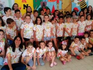 Inicio del Campamento Urbano en la Universidad Popular de Jaraíz de La Vera