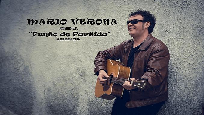 Mario Verona - Punto de Partida - Septiembre 2016