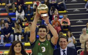 Voleibol Pablo Bugallo