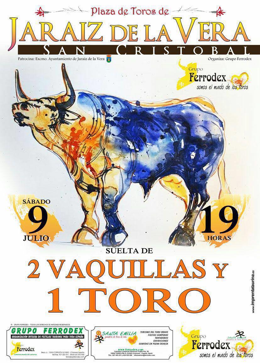Toros 2016 San Cristóbal
