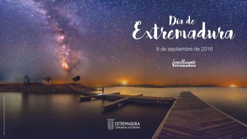 Cartel Ganador Día de Extremadura 2016