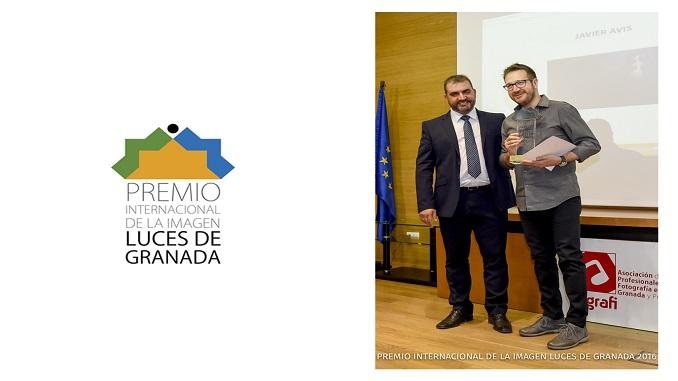 """Javier Avis primer premio Fotografía Comunión en la III Edición del Premio Internacional """"Luces de Granada""""."""