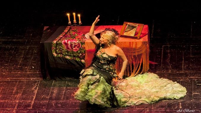 Copla y Flamenco en clave de Jazz con Pilar Boyero