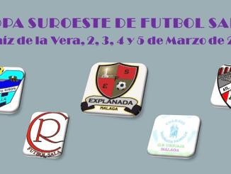 Copa Suroeste Marzo 2017 Jaraíz de la Vera