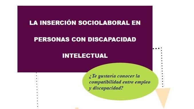 Taller de Inserción Sociolaboral en personas con discapacidad intelectual