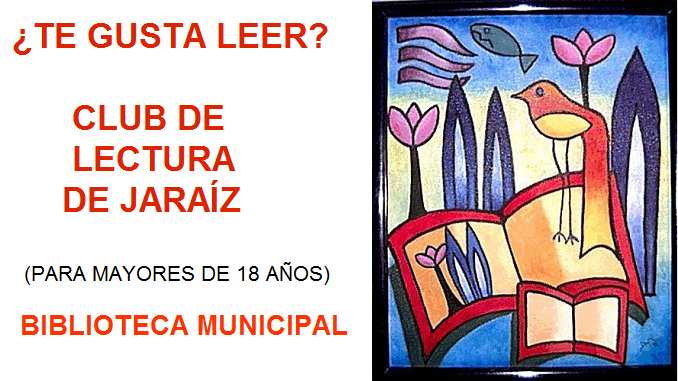 Te gusta leer - Club de Lectura de Jaraíz de la Vera