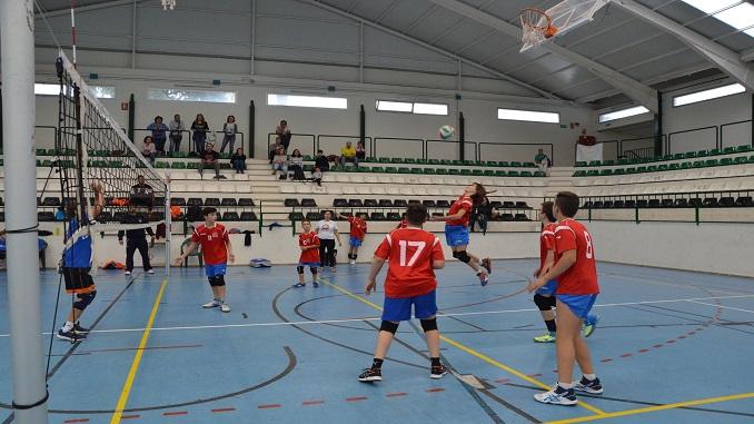 Equipos | Infantiles del Voleibol Jaraíz