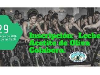 Maratón Solidario Spinning Non Stop el 29 de diciembre en Jaraíz de la Vera