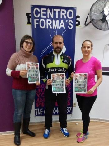 Maratón Solidario Spinning Non Stop el 29 de diciembre en Jaraíz