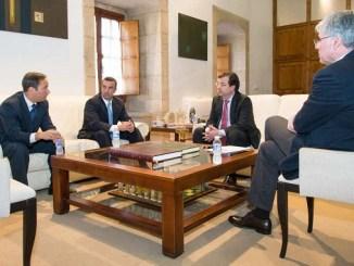 Acuerdo Junta de Extremadura y Philip Morris Spain Tabaco