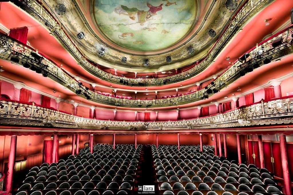 Concierto de BAMBIKINA en el mítico Teatro Lara de Madrid