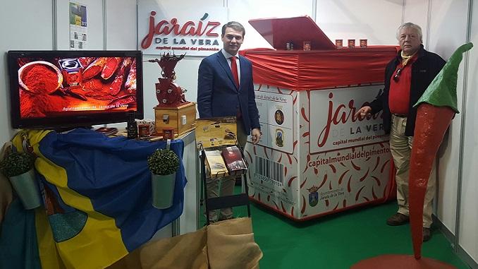 Jaraíz de la Vera estará en la Feria Internacional de Turismo Ornitológico (FIO) 2017