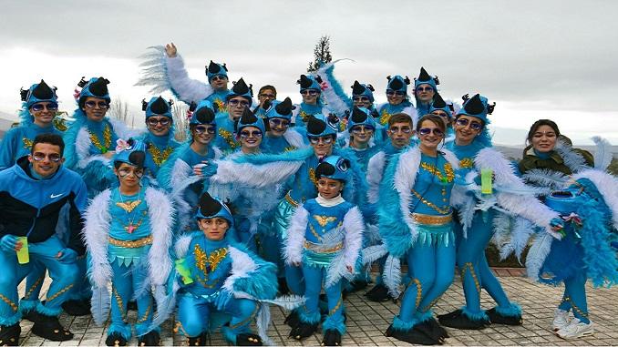 La peña CTH será la encargada de dar el pregón del Carnaval 2017 en Jaraíz