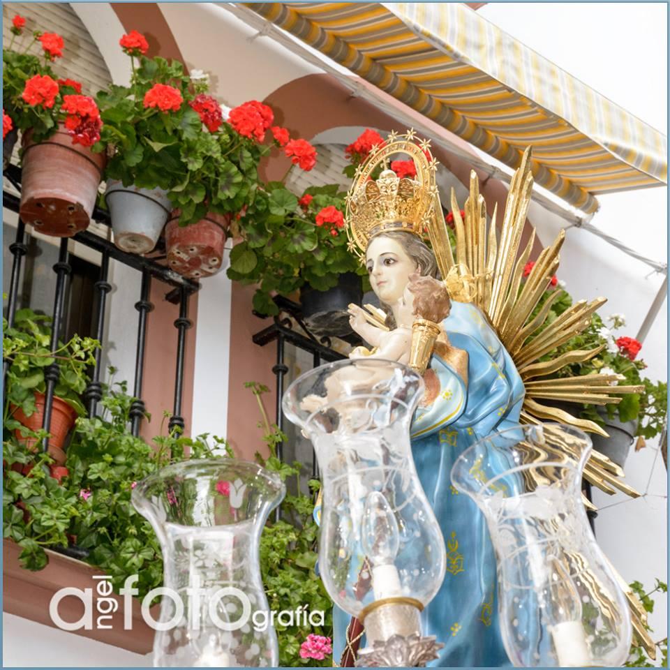 Listado de las Procesiones de Ntra. Sra. del Salobrar - Patrona de Jaraíz de la Vera 2017