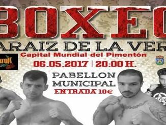Velada de Boxeo en Jaraíz de la Vera - Capital Mundial del Pimentón