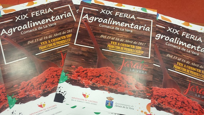 XIX Feria Agroalimentaria Jaraíz de la Vera