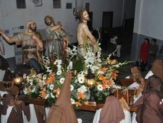 Procesión de Jueves Santo | Cofradía del Amarrado a la Columna
