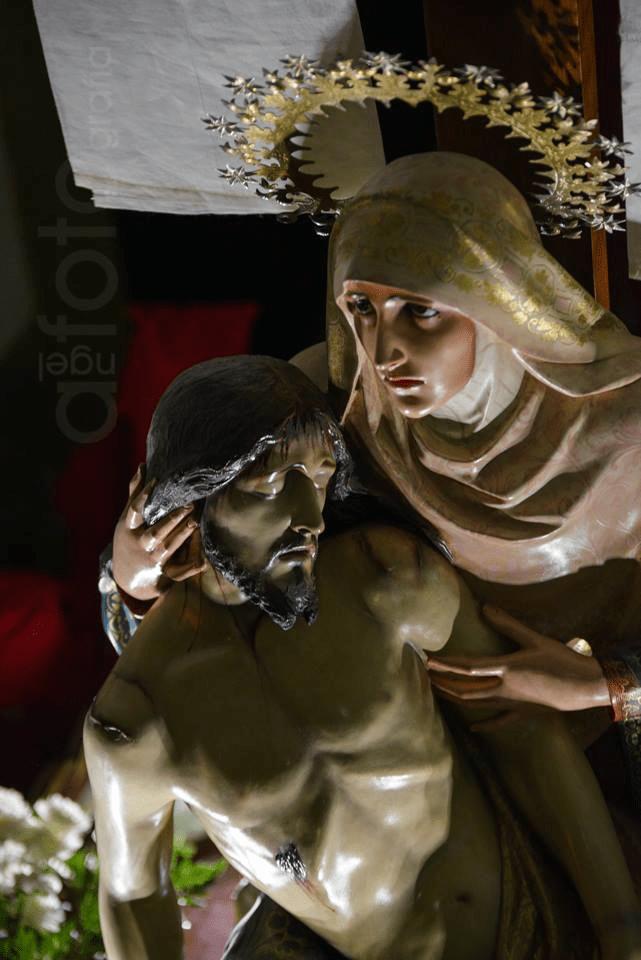 La Virgen de los Dolores - Viernes Santo