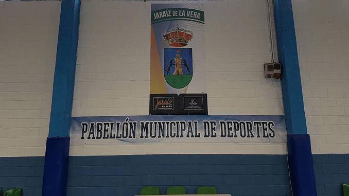 Planificadas las obras de las instalaciones deportivas del Pabellón Municipal de Jaraíz de la Vera