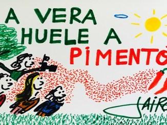 Viñeta | La Vera Huele a Pimentón | Autor Jairo Jiménez