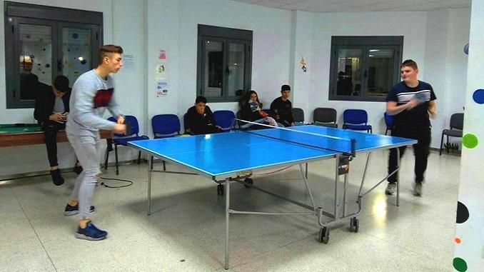 Torneos en el Centro Joven de Jaraíz de la Vera