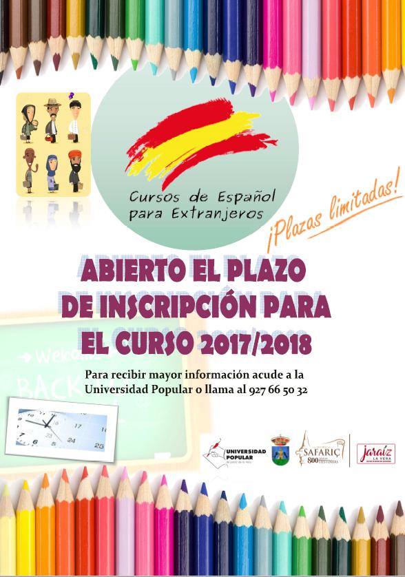 Curso de Español y de Yoga