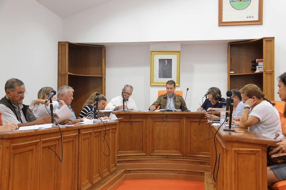 Pleno 28 de Septiembre 2017 Jaraíz de la Vera