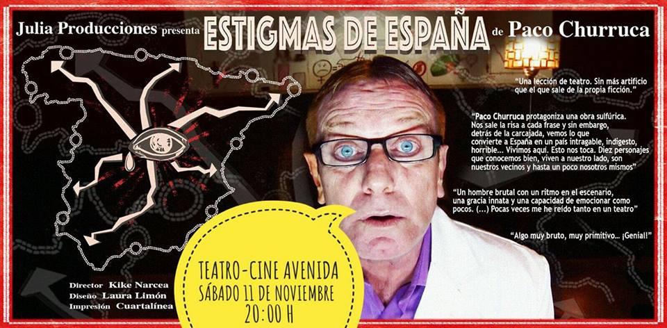 Estigmas de España