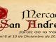 Programación completa del Mercado de San Andrés de Jaraíz de la Vera 2017