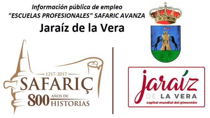 Información pública de empleo ESCUELAS PROFESIONALES SAFARIC AVANZA