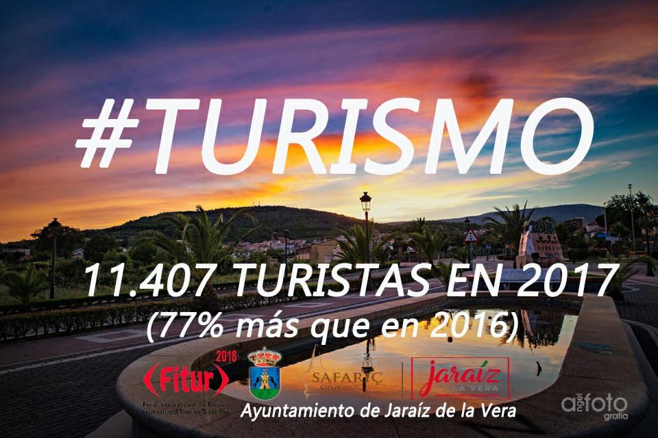 Turismo - Jaraíz de la Vera - Fitur 2018