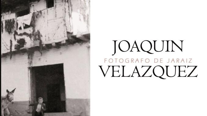 Libro Joaquín Velázquez Fotógrafo
