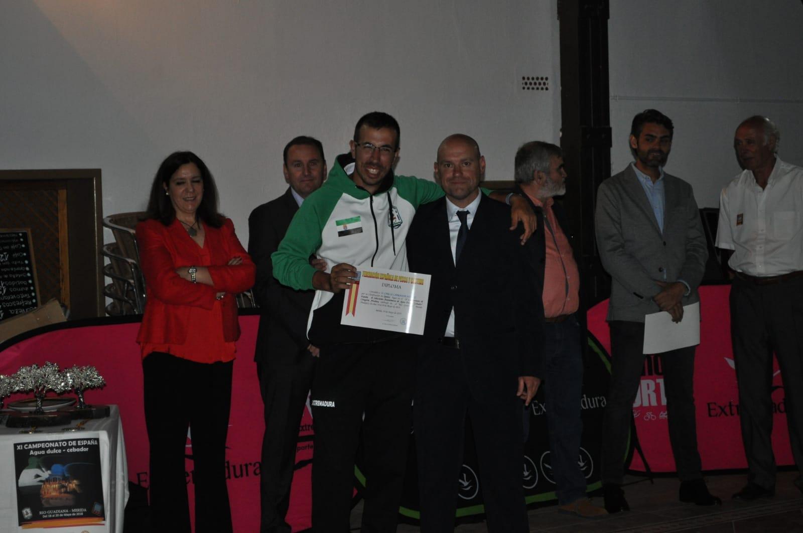 Carlos Labrador Diploma Nacional de Pesca con Cebador (5)