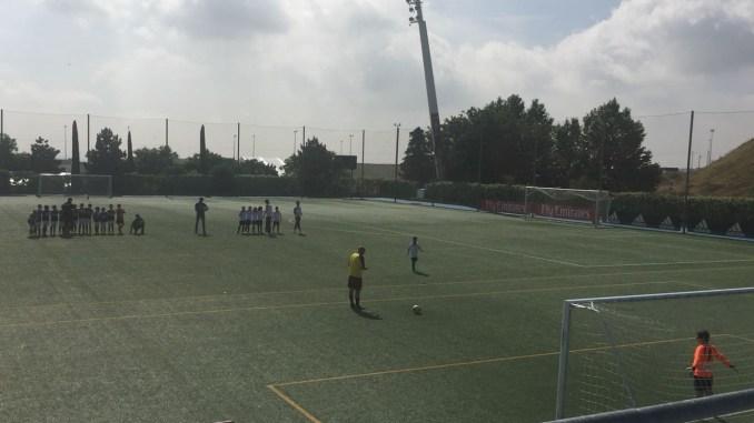 Con la cabeza bien alta, el equipo Jaraiceño de la Factoría Verata del C.F. Jaraíz cae en los octavos de final en los penaltis