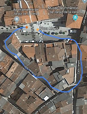 01 Circuito Carreras Populares de La Vera – Jaraíz de la Vera