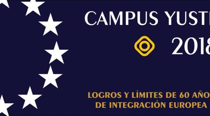 Ponentes de los Cursos del Campus Yuste 2018