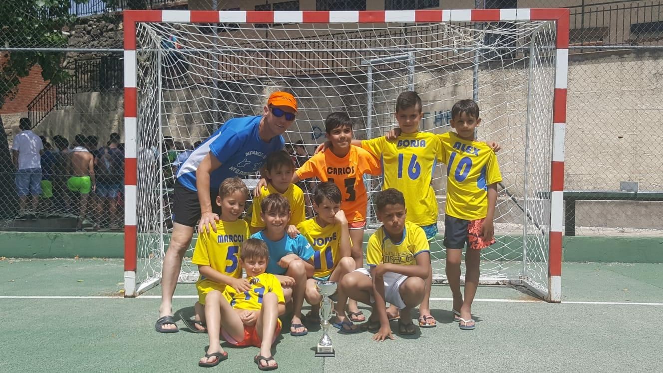 El Sporting C.F. Jaraíz logra un doblete quedando campeón de las 24 horas de Losar y Saucedilla (2)