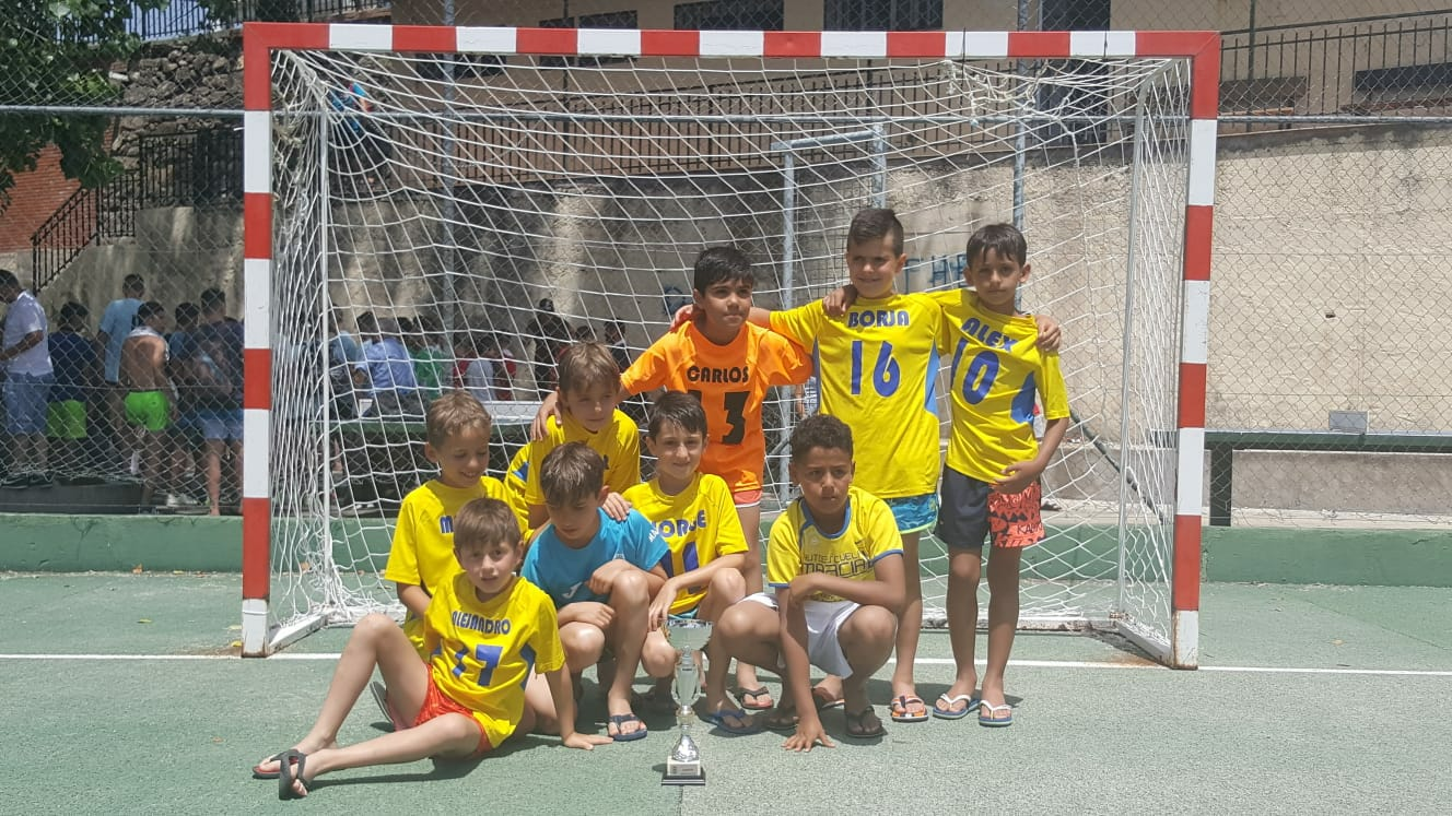 El Sporting C.F. Jaraíz logra un doblete quedando campeón de las 24 horas de Losar y Saucedilla (3)