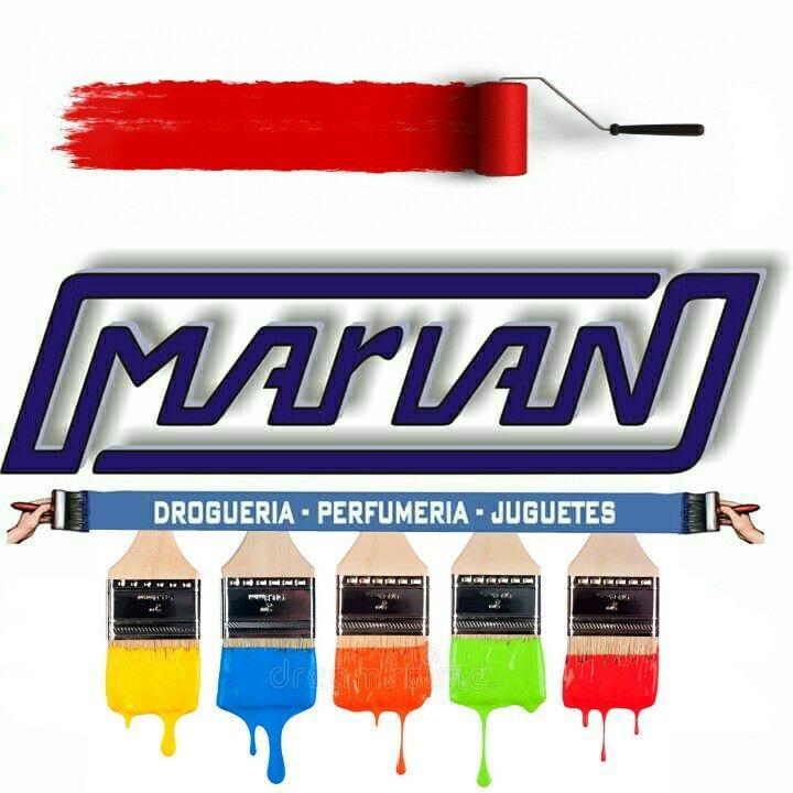 Logo de Droguería Marian