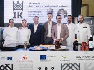 El Parador de Jarandilla de la Vera acoge este hoy y mañana el 'Imperial Kitchen Spain'