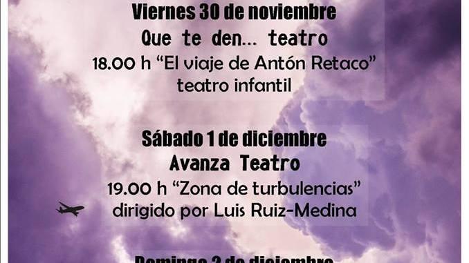 XII Muestra de TEATRO AVANZA en Jaraíz de la Vera 2018