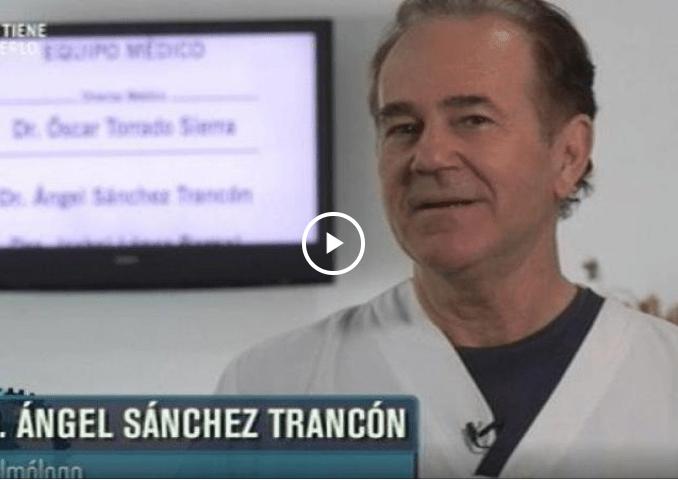 Doctor Angel Sanchez Trancon