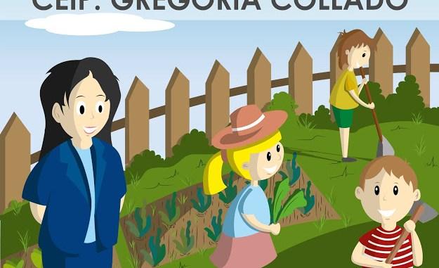 El CEIP. Gregoria Collado pone en marcha el Huerto Escolar del curso 2018/2019