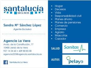 Agencia SantaLucía La Vera