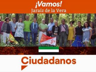 Candidatura y Programa Electoral de Ciudadanos Jaraíz de la Vera a las elecciones municipales 2019