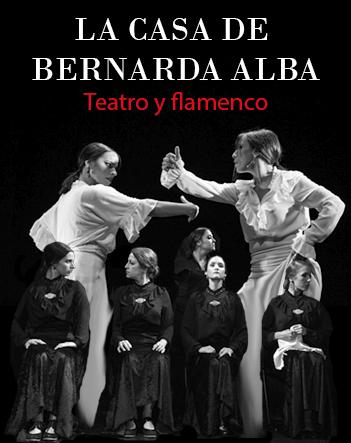 La Casa de Bernarda Alba clausura el XXVIII Certamen de Teatro «VILLA DE JARANDILLA»