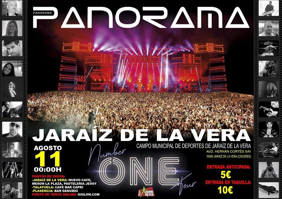 Programa oficial de las Ferias y Fiestas del Tabaco y del Pimiento 2019 - Panorama