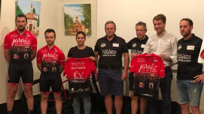 Presentación del equipo Jaraíz de la Vera, Capital Mundial del Pimentón